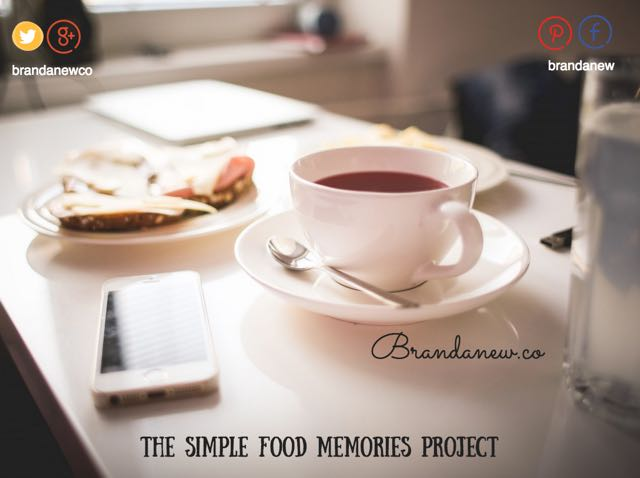The Simple Food Memories Project Brandanew