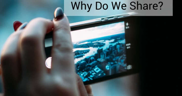 Global Social Media Research-Why Do We Share