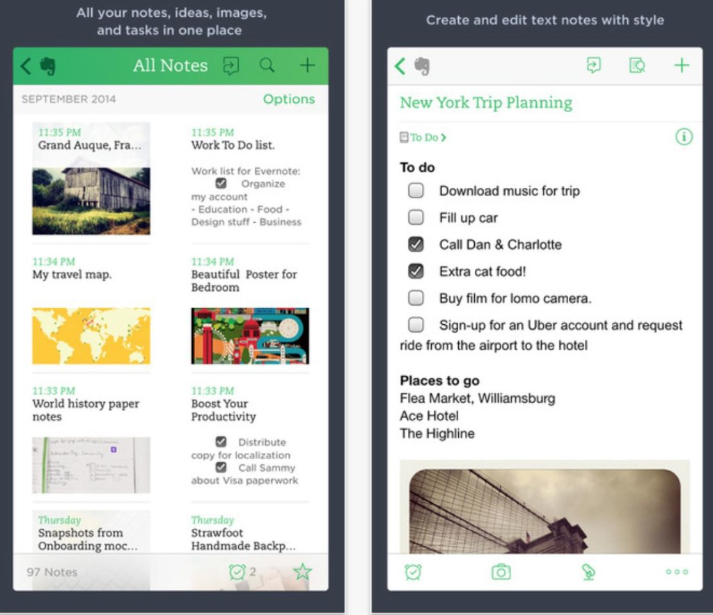 10 awesome apps for content creation on the go
