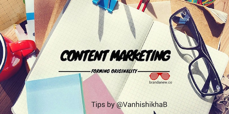 4 Habits to bring in content originality