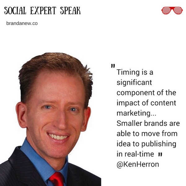 Ken herron extreme competitive advantage in content marketing