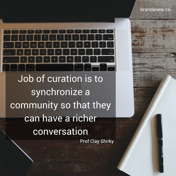 Ultimate Guide To Content Curation Brandanew