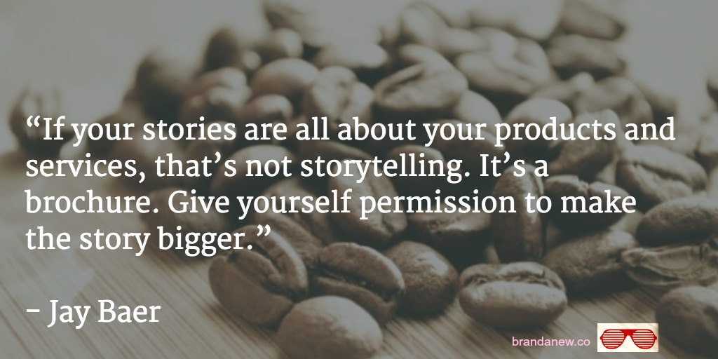 5 Inspiring Quotes About Marketing From Great Storytellers