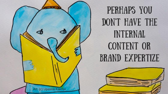Brandanew Content marketing and storytelling expertize