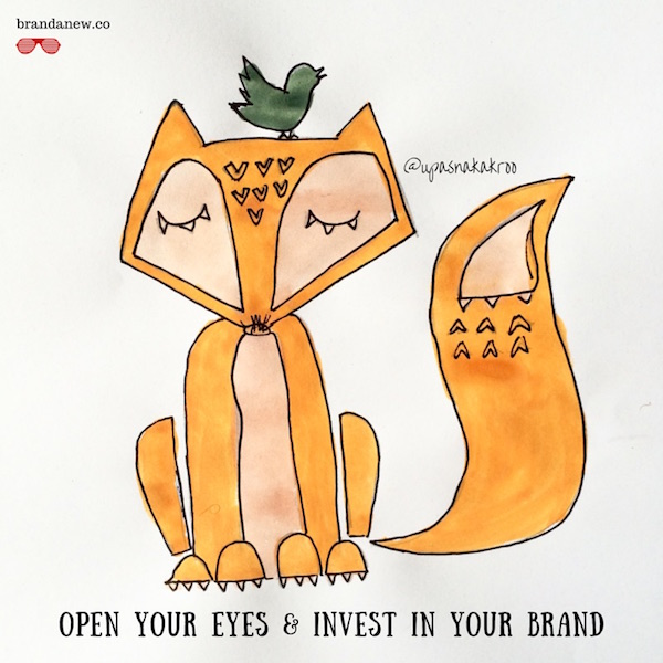Creating your brand online on your own land