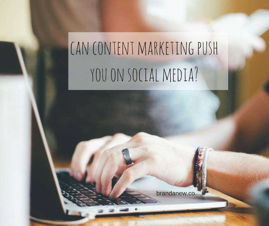 How Does Content Marketing Help Your Social Media Strategy
