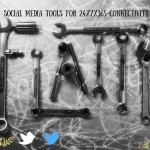 Tools To Help You Stay 24x7x365 on Social Media Without Losing Sleep