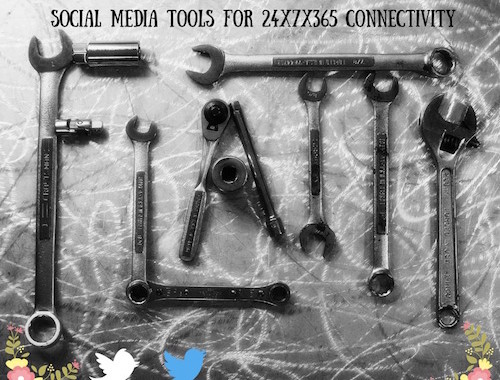 Tools To Help You Stay 24x7x 365 on Social Media Without Losing Sleep