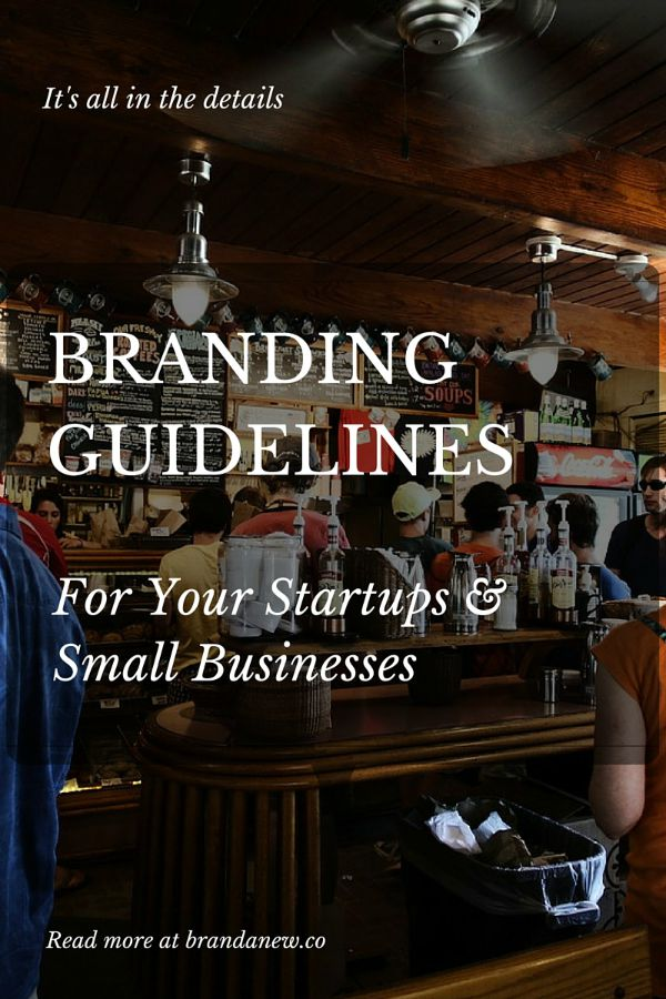 5 Branding Guidelines That You Must Always Follow Brandanew