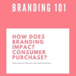 How Does Branding Impact Consumer Purchase Decisions?