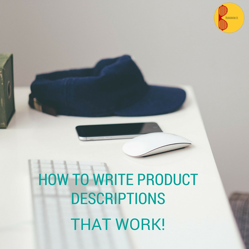 writing product descriptions But there's a gaping hole in the marketing literature and blogs i see very little being published on the subject of product descriptions.