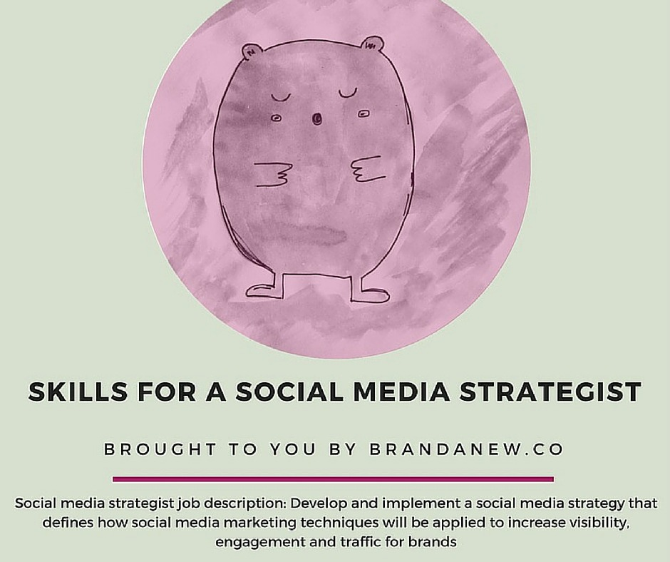 How To Identify A Good Social Media Strategist -