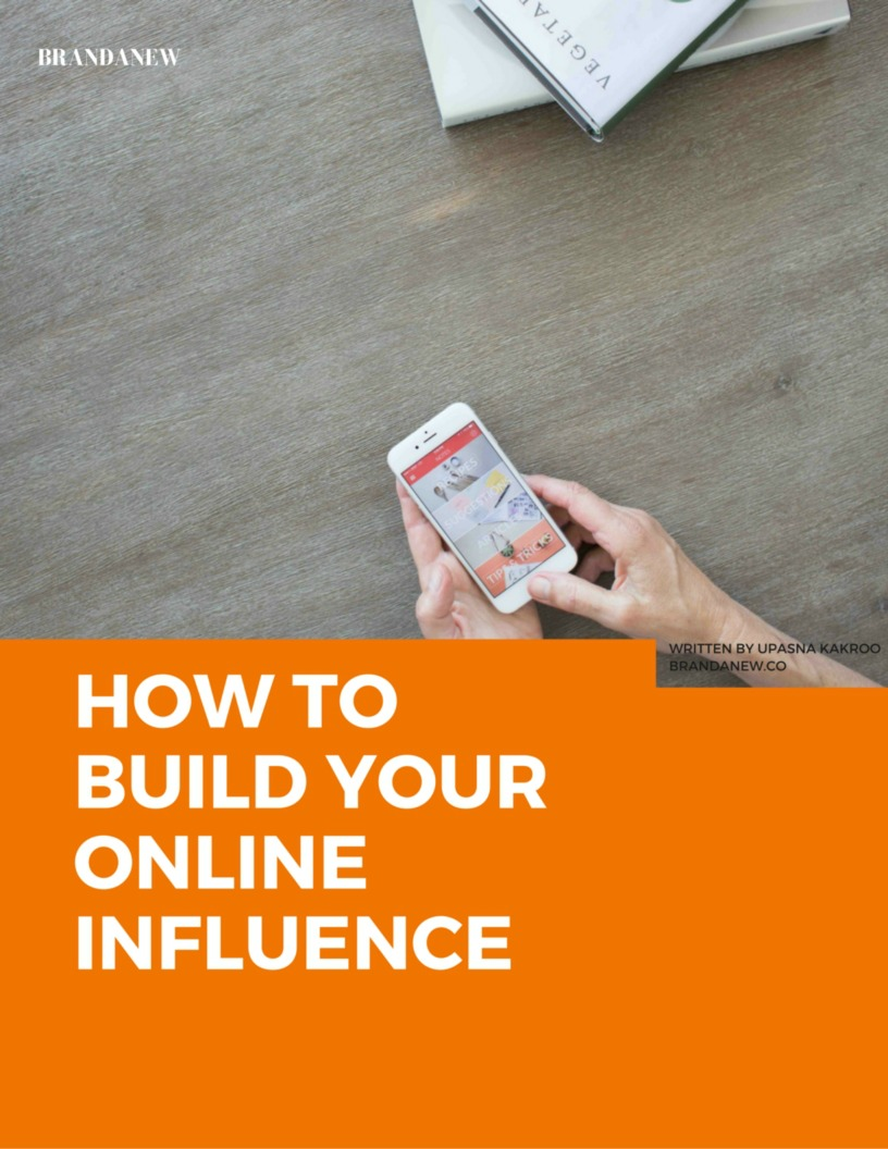 BRANDANEW How To Grow Your Online Influence And Why You Are Failing