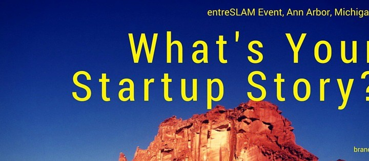 entreSLAM what's your startup story brandanew