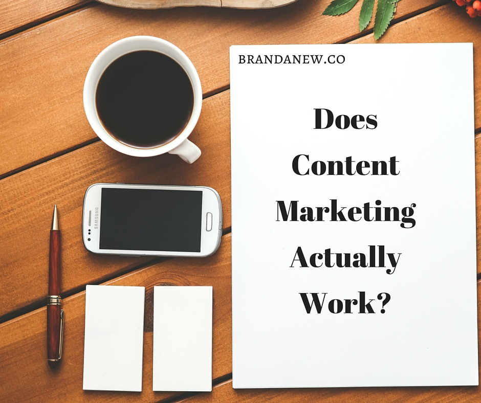 Does Content Marketing Actually Work