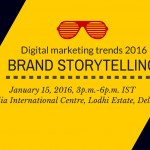 Invite: Digital Marketing And Brand Storytelling Trends 2016 Workshop
