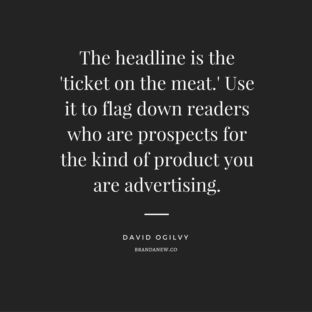5 Tips And A Formula For Writing Amazing Headlines For Your Posts quote
