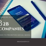 Why Do B2B Companies Need To Prioritize Social Media