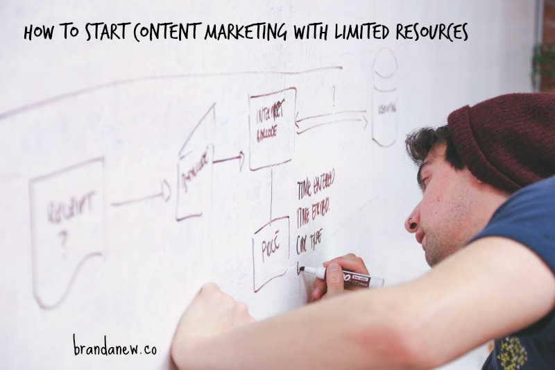How Can I Start Content Marketing With Limited Resources