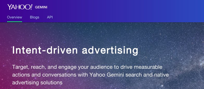 yahoo-gemini How to Supercharge your Content Marketing with Paid Advertising