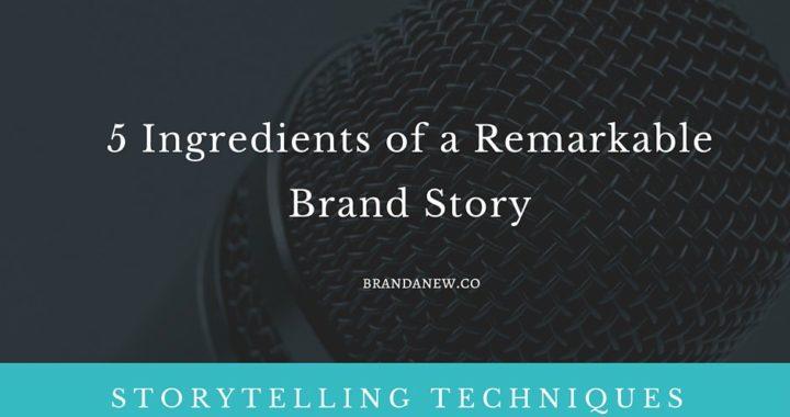 5 Secret Ingredients to a Remarkable Story Structure