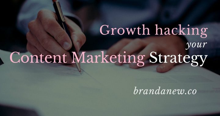 How to Make Growth Hacking a Part of Your Content Marketing Strategy