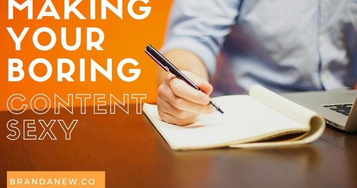 A 5-Step Process To Generate Leads for Your Boring Product Content