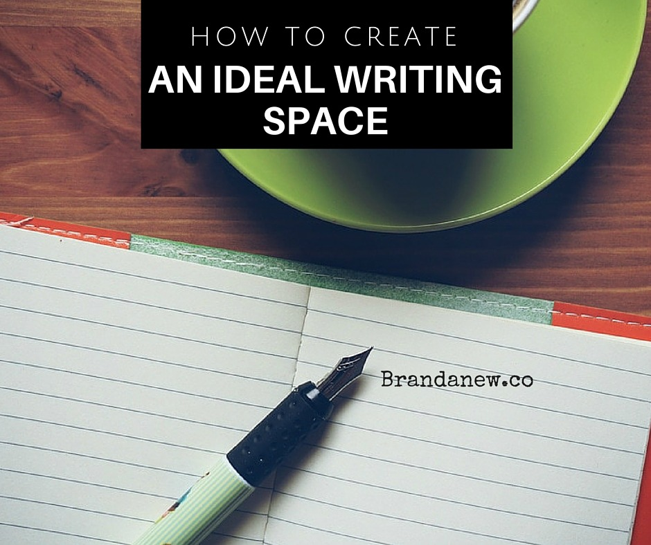 Write my creative writing space