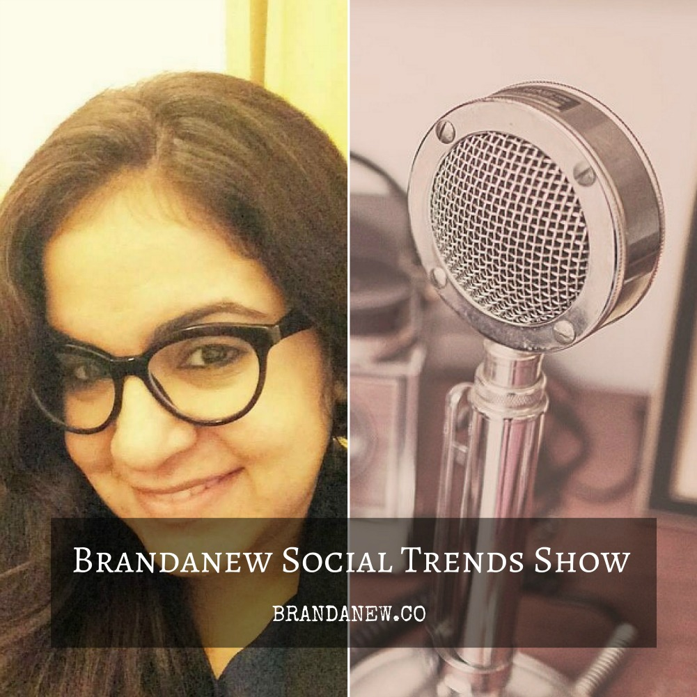 Social Trends Podcast We Are Storytellers Weaving Stories With Customers