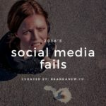 5 Terrible Social Media Fails in 2016 That You Must Avoid